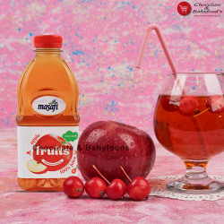 Masafi Apple Fruits 100% Juice 1litre