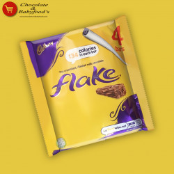 Cadbury Flake 4bars 102g