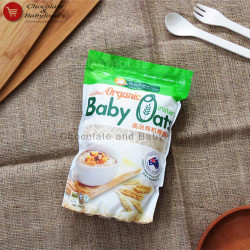 Organic Instant Baby Oats 500g