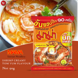 Mama Instant Noodles Shrimp Creamy Tom Yum Flavour 90g
