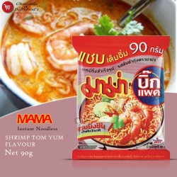 Mama Instant Noodles Shrimp Tom Yum Flavour 90g