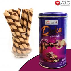 Deka Choco NutWafer Rool 360g