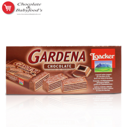 Loacker Gardena with Chocolate 25 pc's Box