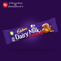 Cadbury Dairy milk fruit & Nut 45 gm (Each)