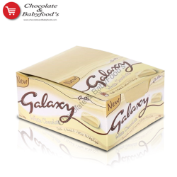 Galaxy White Chocolate