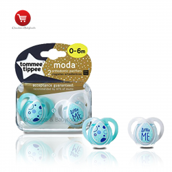 Tommee tippee mode orthodontic soother 0-6mnth