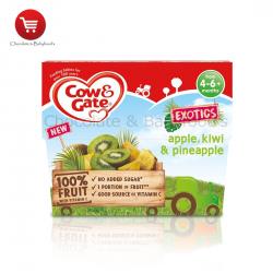 Cow & Gate Apple,Kiwi & Pineapple fruit pot