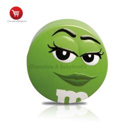 M&m's Tin Green