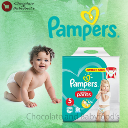 Pampers jumbo pack nappy pant-5