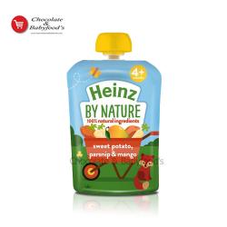 Heinz by Nature sweet potato, parship & mango (4 - 36 months)