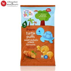 Little Angels Organic puffs 10+ (sweet potato & herb)