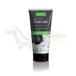 BEAUTY FORMULAS CHARCOAL DETOX CLEANSER 150ML