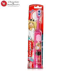Colgate Barbie Electric Toothbrush