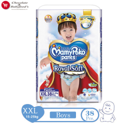 Mamy Poko Pants Royal Soft XXL-38 Boys