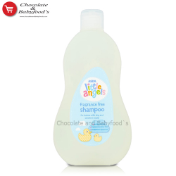 ASDA Little Angle Fragrance Free Shampoo